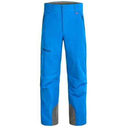 Marker High Line Gore-Tex® Soft Shell Ski Pants - Waterproof (For Men) in Royal Blue - Closeouts