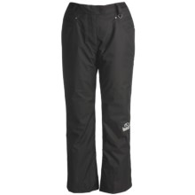 Marker High-Performance Ski Pants - Waterproof, Insulated (For Women) in Black - Closeouts