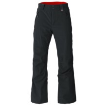 Marker Hole Shot Ski Pants - Waterproof, Insulated (For Men) in Black - Closeouts