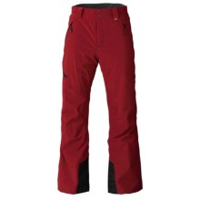Marker Hole Shot Ski Pants - Waterproof, Insulated (For Men) in Rio Red - Closeouts