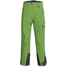 Marker Journey Ski Pants - Waterproof, Insulated (For Men) in Green - Closeouts