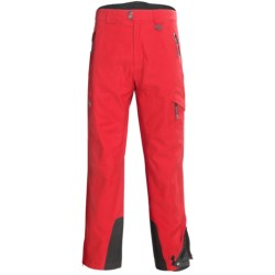 Marker Journey Ski Pants - Waterproof, Insulated (For Men) in Red