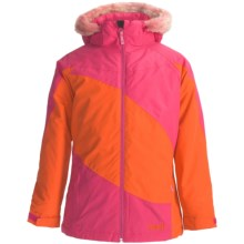 Marker Jr. G. Contessa Ski Jacket - Insulated (For Girls) in Hot Pink/Orange - Closeouts