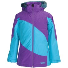 Marker Jr. G. Contessa Ski Jacket - Insulated (For Girls) in Lilac/Sky - Closeouts