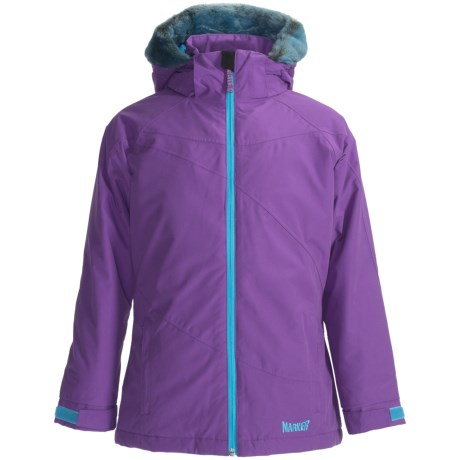 Marker Jr. G. Contessa Ski Jacket - Insulated (For Girls) in Lilac