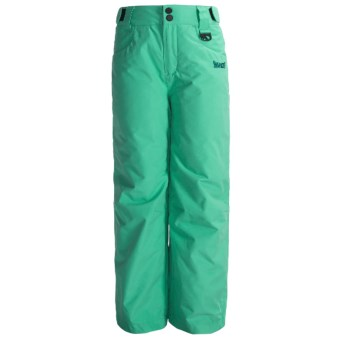 Marker Jr. G. Countess Ski Pants - Insulated (For Girls) in Aqua