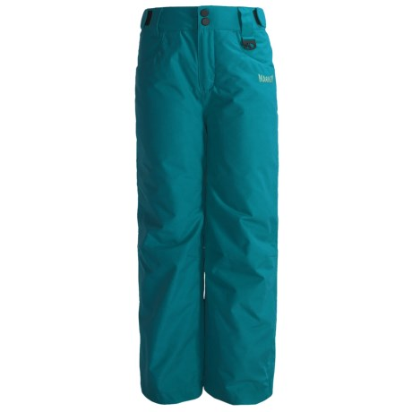 Marker Jr. G. Countess Ski Pants - Insulated (For Girls) in Ocean