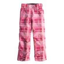 Marker Jubilee Jean Snow Pants - Insulated (For Girls) in Cerise/Pink - Closeouts