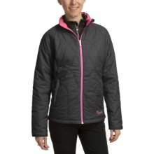 Marker Kate Quilt Jacket - Insulated (For Women) in Black - Closeouts