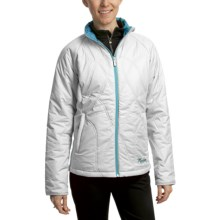 Marker Kate Quilt Jacket - Insulated (For Women) in White - Closeouts