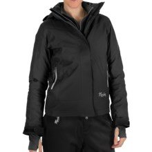 Marker Krista Ski Jacket - Insulated (For Women) in Black - Closeouts