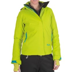 Marker Krista Ski Jacket - Insulated (For Women) in Black