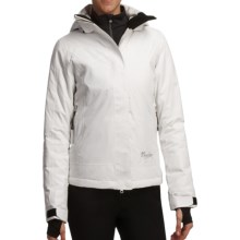 Marker Krista Ski Jacket - Insulated (For Women) in White - Closeouts
