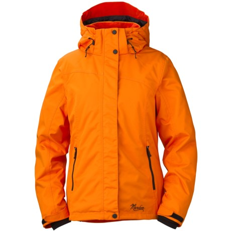 Marker Laura Jacket - Waterproof, Insulated (For Women) in Sunset