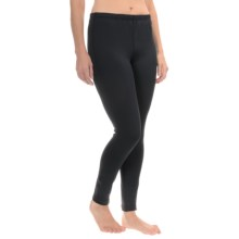Marker Loveland Base Layer Bottoms (For Women) in Black - Closeouts