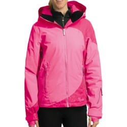 Marker Lumina Gore-Tex® Jacket - Waterproof, Insulated (For Women) in Azalea/Hot Pink