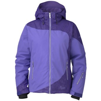 Marker Lumina Gore-Tex® Jacket - Waterproof, Insulated (For Women) in Periwinkle/Violet