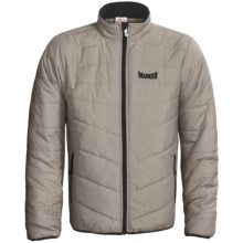 Marker M. Heater Jacket - Insulated (For Men) in Grey - Closeouts