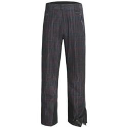 Marker Mars Print Gore-Tex® Shell Ski Pants - Waterproof (For Men) in Black