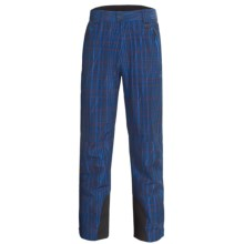 Marker Mars Print Gore-Tex® Shell Ski Pants - Waterproof (For Men) in Blue - Closeouts