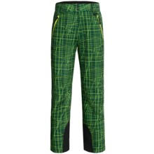 Marker Mars Print Gore-Tex® Shell Ski Pants - Waterproof (For Men) in Green - Closeouts