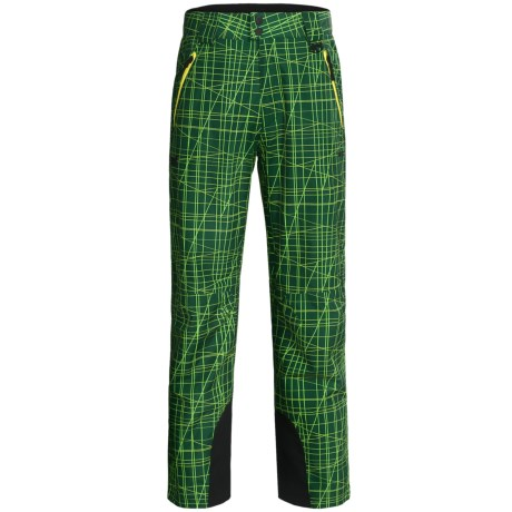 Marker Mars Print Gore-Tex® Shell Ski Pants - Waterproof (For Men) in Green