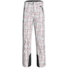 Marker Mars Print Gore-Tex® Shell Ski Pants - Waterproof (For Men) in White - Closeouts