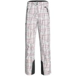 Marker Mars Print Gore-Tex® Shell Ski Pants - Waterproof (For Men) in White