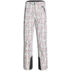 Marker Mars Print Gore-Tex® Ski Pants - Waterproof, Insulated (For Men) in Black