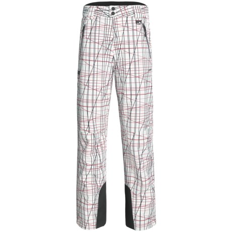 Marker Mars Print Gore-Tex® Ski Pants - Waterproof, Insulated (For Men) in White