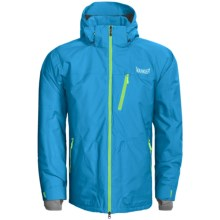Marker Maze Ski Jacket - Waterproof, Insulated (For Men) in Pacific - Closeouts