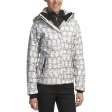 Marker Melanie Jacket - Waterproof, Insulated (For Women) in White - Closeouts