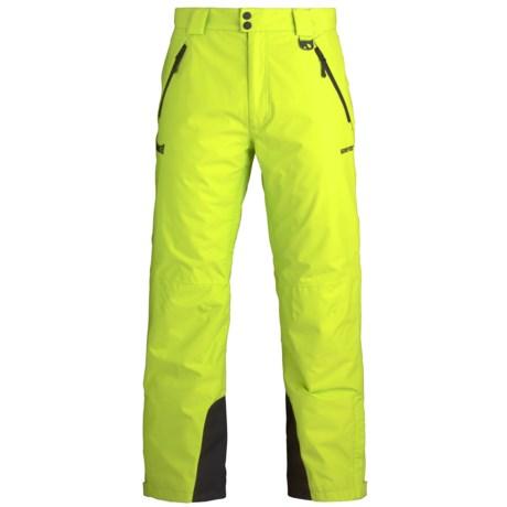 Marker Meteor Gore-Tex® Ski Pants - Waterproof, Insulated (For Men) in Acid
