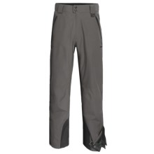 Marker Meteor Shell Gore-Tex® Ski Pants - Waterproof (For Men) in Graphite - Closeouts