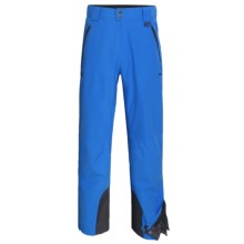 Marker Meteor Shell Gore-Tex® Ski Pants - Waterproof (For Men) in Royal - Closeouts