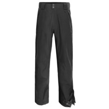 Marker Meteor Shell Gore-Tex® Ski Pants - Waterproof, Insulated (For Men) in Black - Closeouts