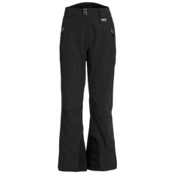 Marker Meteorite Gore-Tex® Ski Pants - Waterproof, Insulated (For Women) in Black