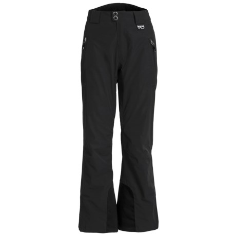 Marker Meteorite Gore-Tex® Ski Pants - Waterproof, Insulated (For Women) in Black