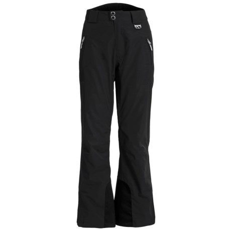 Marker Meteorite Gore-Tex® Ski Pants - Waterproof, Insulated (For Women) in New Black