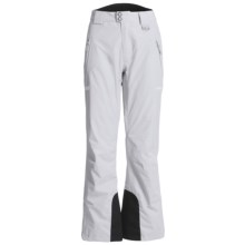 Marker Meteorite Gore-Tex® Ski Pants - Waterproof, Insulated (For Women) in White - Closeouts