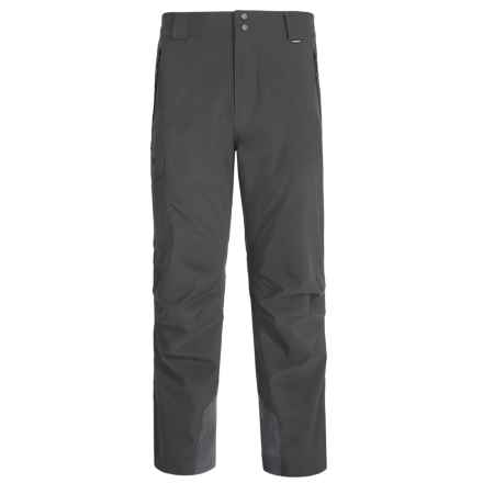 Marker Moment Ski Pants - Insulated (For Men) in Black - Closeouts