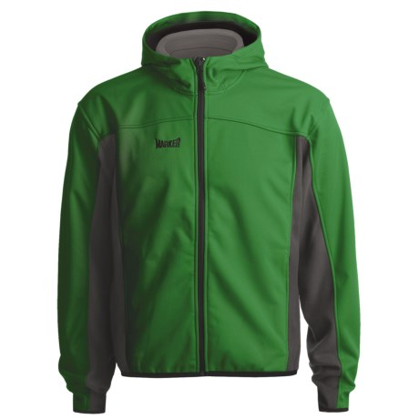 Marker Nova Fleece Jacket - Windstopper® (For Men) in Amazon