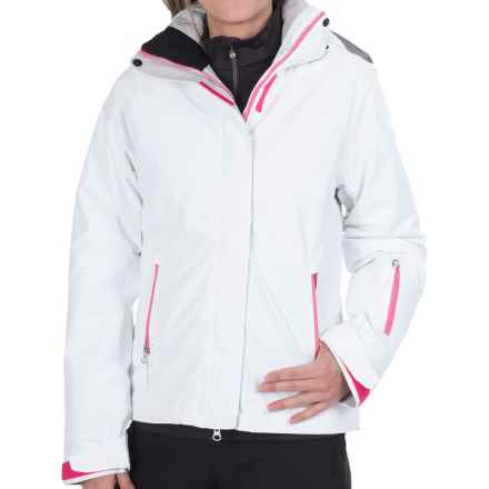 Marker Optima Gore-Tex® Jacket - Waterproof, Insulated (For Women) in White - Closeouts