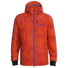 Marker Orbit Gore-Tex® Jacket - Waterproof, Insulated (For Men) in Orange - Closeouts