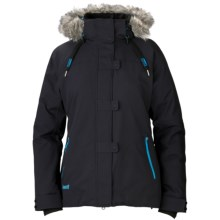 Marker Paige Jacket - Waterproof, Insulated (For Women) in Black - Closeouts