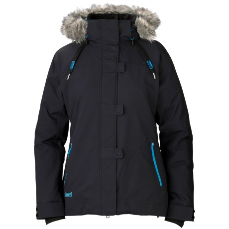 Marker Paige Jacket - Waterproof, Insulated (For Women) in Black
