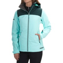 Marker Pandemonium Ski Jacket - Waterproof, Insulated (For Women) in Ice Blue - Closeouts