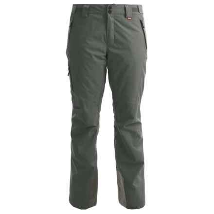 Marker Pandemonium Ski Pants - Waterproof, Insulated (For Women) in Dark Shadow - Closeouts