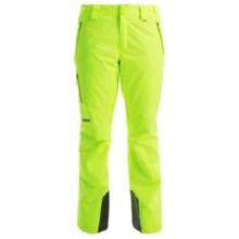 Marker Pandemonium Ski Pants - Waterproof, Insulated (For Women) in Neon Yellow - Closeouts