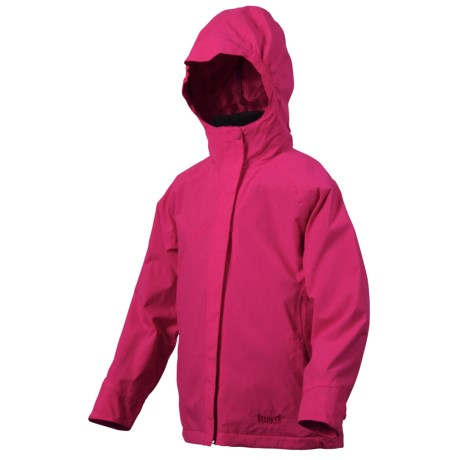 Marker Paradise Jacket - 3-in-1 (For Girls) in Purple